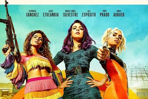 'Sky Rojo': la temporada 2 de la arrolladora serie de Netflix derrocha adrenalina, con irregular fortuna