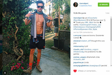 Y después de la llegada de los blogueros a Coachella, he aquí el desembarco de los modelos