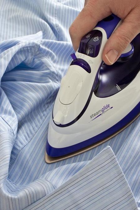 Ironing A Shirt