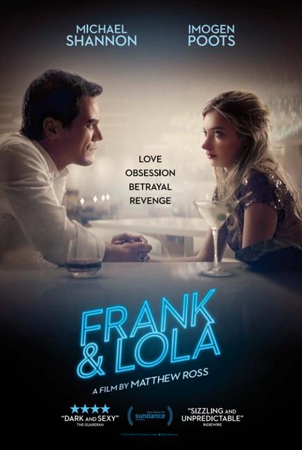 Frank Y Lola Poster