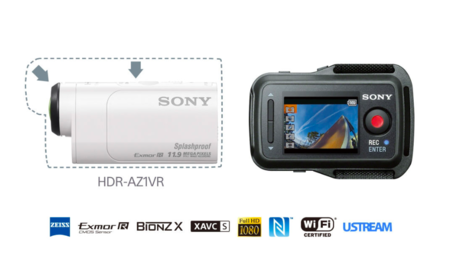 Sony Hdr Az1 Action Cam