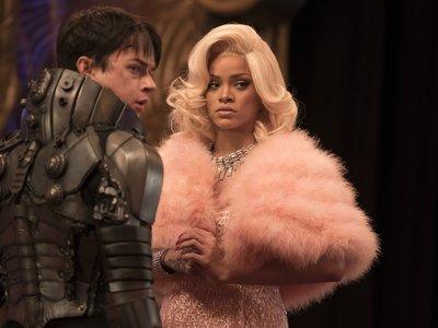 Rihanna y Cara Delevingne protagonizan la cartelera del fin de semana
