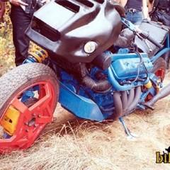 Foto 3 de 10 de la galería ghost-rider-a-la-rusa en Motorpasion Moto