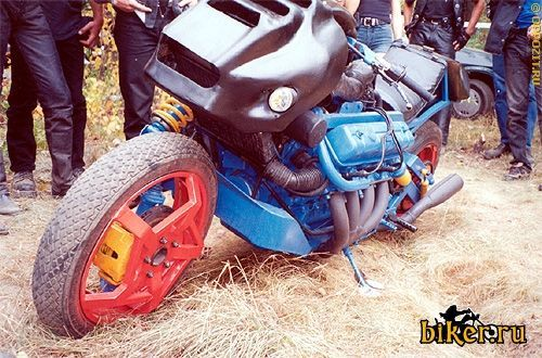 Foto de Ghost Rider a la rusa (3/10)