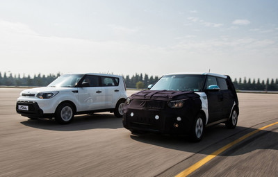 El Kia Soul eléctrico se venderá el año que viene