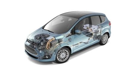 Ford C Max Energi Patentes