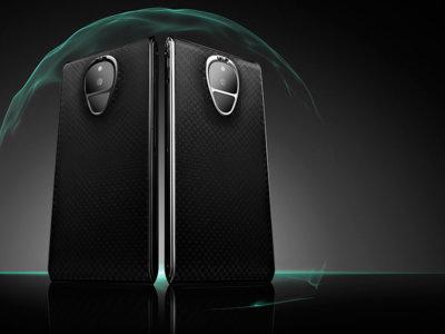 """Ya a la venta el Solarin, el móvil """"más seguro"""" en cuero y titanio por 14.000 dólares"""
