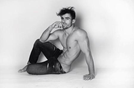 Rutina de modelo: David Ortega
