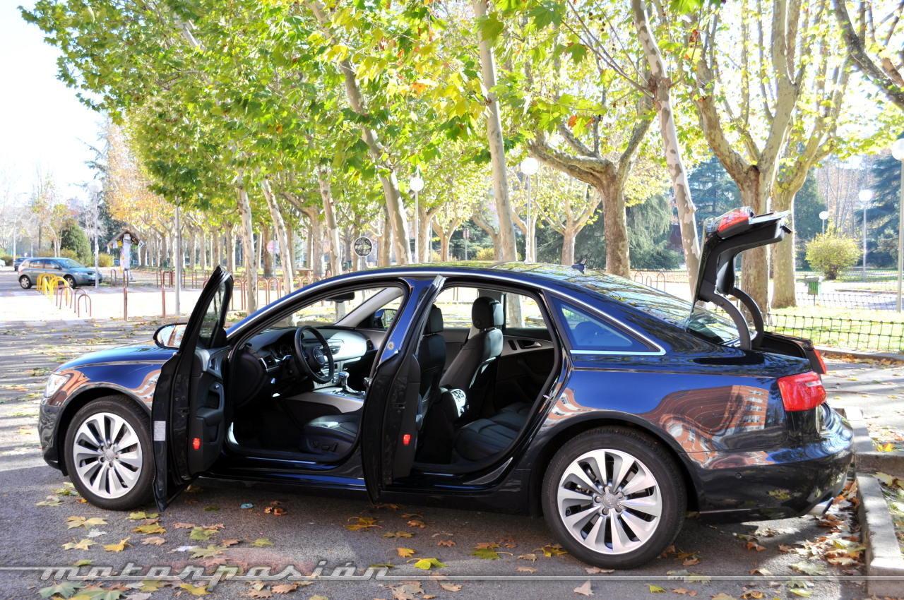 Foto de Audi A6 hybrid (prueba) (25/120)