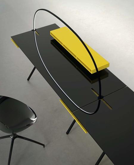 Newform Ufficio Hook Desk 3