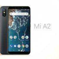 Xiaomi Mi A2 Android One de 64GB por sólo 169 euros en AliExpress con envío gratis