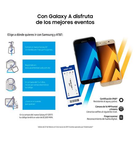 Galaxy A7 2017 Preventa Promocion
