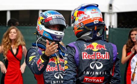 Daniel Ricciardo confía en que Sebastian Vettel acepte unas hipotéticas órdenes de equipo
