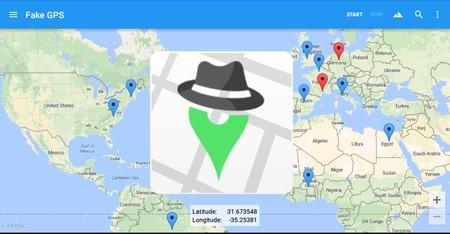 Cómo engañar a tu móvil y simular ubicaciones falsas