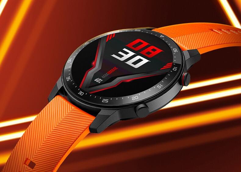 Nubia Red Magic Watch: el primer smartwatch de la gama Red Magic tiene GPS y cuesta menos de 100 euros al cambio