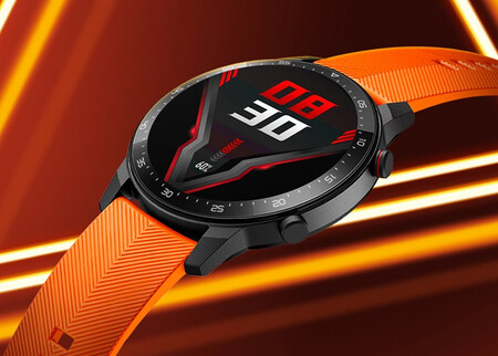 Nubia RedMagic Watch: el primer smartwatch de la gama RedMagic tiene GPS y cuesta menos de 100 euros