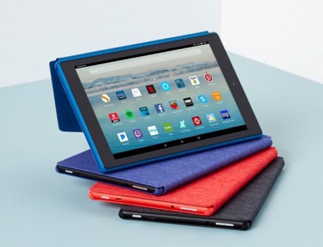 Nueva Amazon Fire HD 10: la primera tablet con Alexa integrado