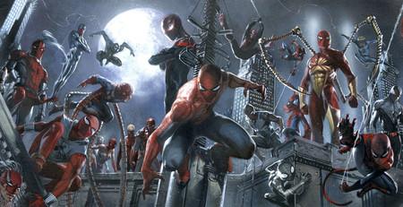 Spider-girls, Punisher Venom y Thanos Vengador: qué es el