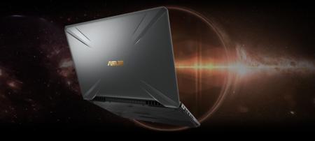 Un portátil gaming por menos de 500 euros en el Black Friday de Amazon: ASUS TUF Ryzen 5 3550H, 8GB RAM, 512GB SSD, AMD Radeon RX560X