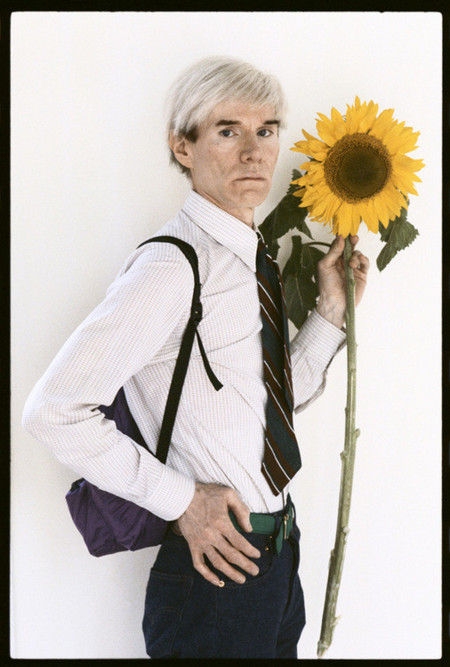 Lost Then Found, los retratos perdidos de Andy Warhol por Steve Woods
