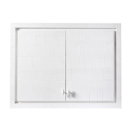 Mueble Alto De Cocina Blanco Con 2 Puertas 1000 4 29 187973 1 1