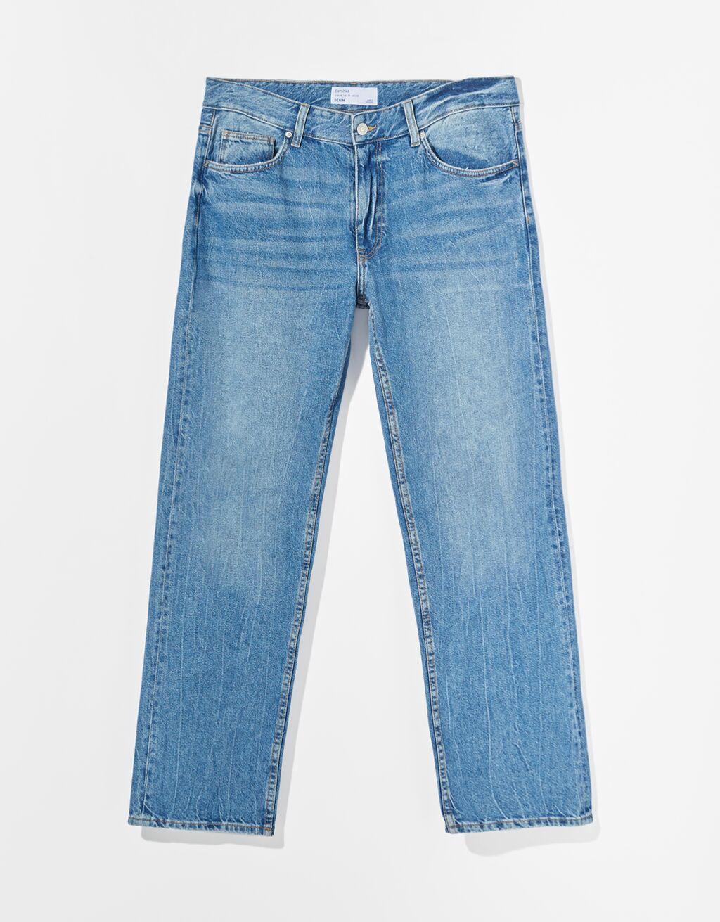 Jeans 90's de aspecto vintage
