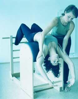 Pilates y patologías lumbares