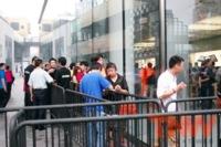 Un nuevo sistema de reservas acaba con los altercados en las colas de las Apple Store en china