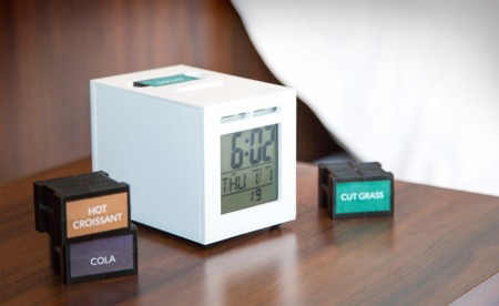 Sensorwake Smell Based Alarm Clock