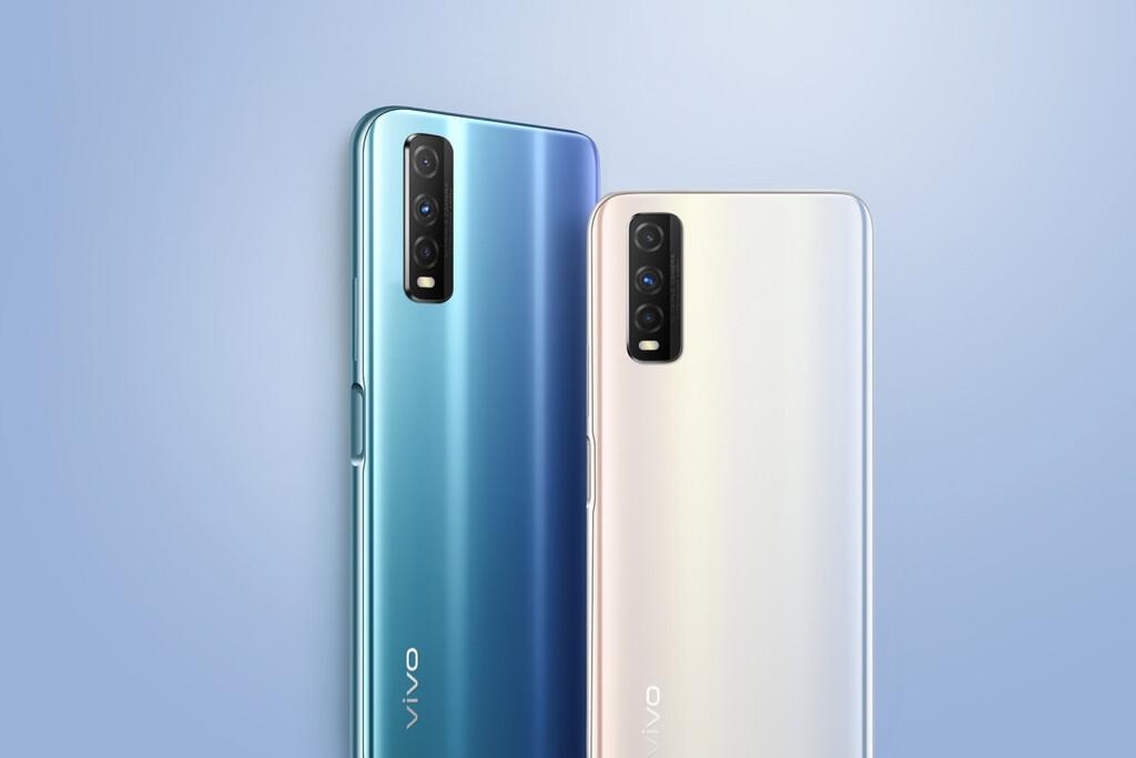 Vivo Y70t: un teléfono 5G económico con Exynos 880 y cámara triple de 48 megapíxeles