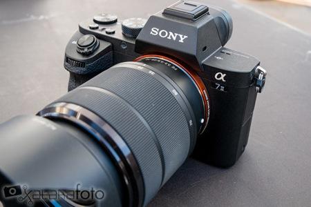Sony A7 II, análisis en vídeo