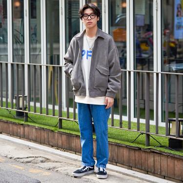 Seúl nos muestra que el mejor street-style de la semana se lleva con básicos en clave urbana