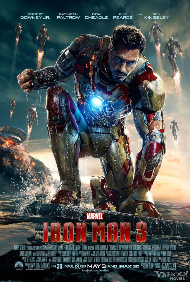 Iron Man 3 Oficial