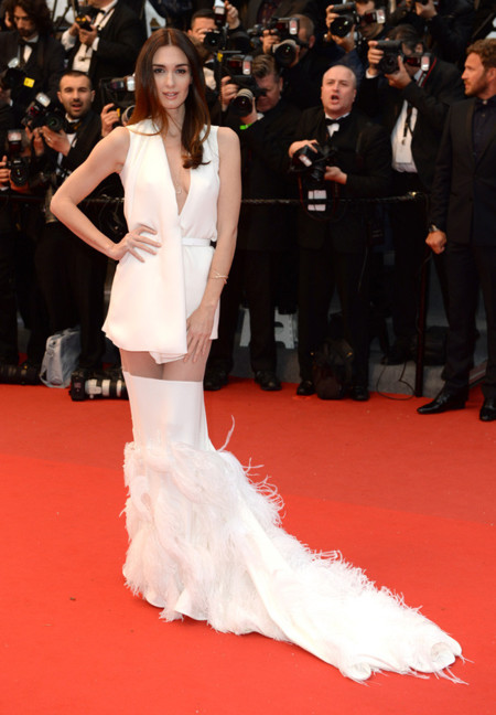 Paz Vega en Cannes