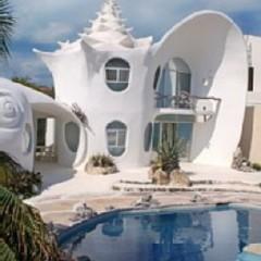 Foto 3 de 5 de la galería casas-poco-convencionales-vivir-en-una-caracola-gigante en Decoesfera