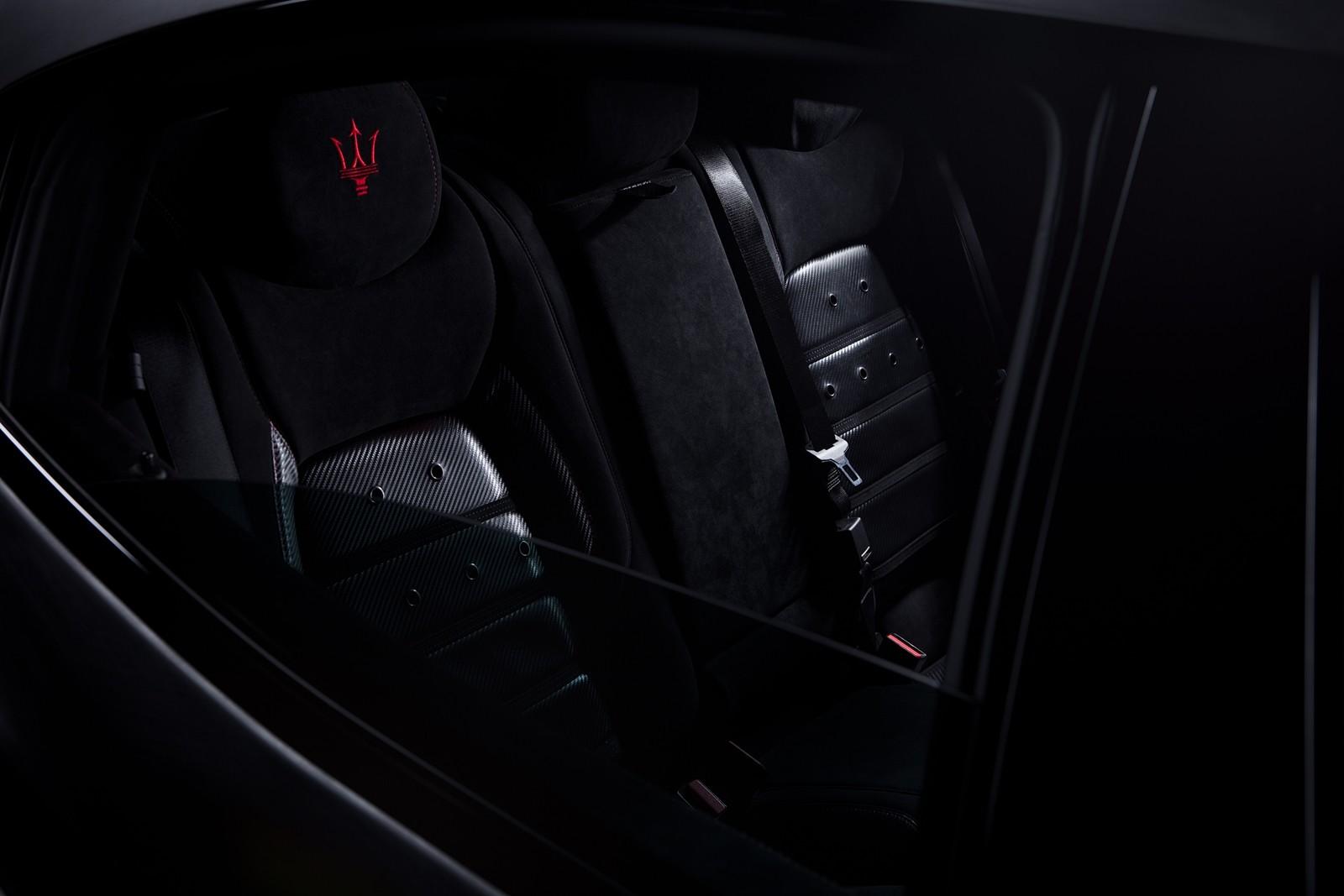 Foto de Maserati Fuoriserie (20/52)