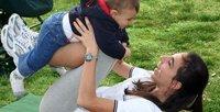 Mamás en movimiento: poniéndose en forma con el bebé