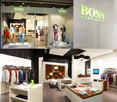Hugo Boss abre varias tiendas en España