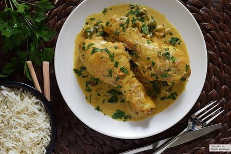 Muslitos Pollo Curry
