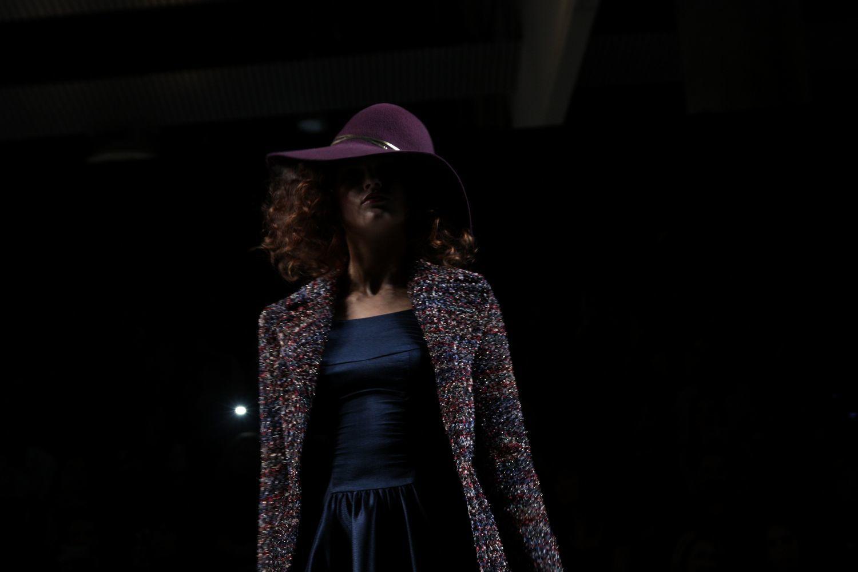 Foto de Alma Aguilar en la Cibeles Madrid Fashion Week Otoño-Invierno 2011/2012 (105/126)