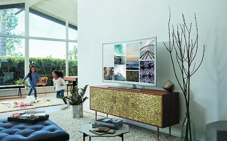 Samung presenta su gama media-alta de smartTV para 2018 que llega con 4K, QLED y HDR10+