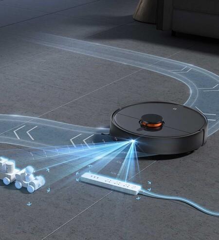 Xiaomi Mijia Dust Collecting Sweeping Robot