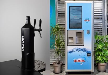 Agua del grifo, pero mineral: un nuevo invento para reducir plástico que deja muchas incógnitas