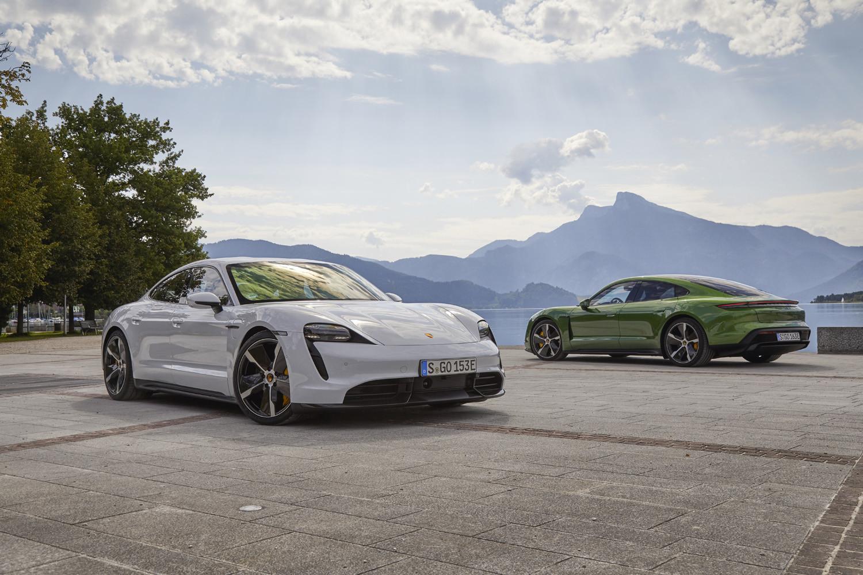 Foto de Porsche Taycan prueba contacto (146/275)