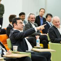 Dos expertos sospechosos de ayudar a Carlos Ghosn a huir de Japón metido en un baúl, detenidos en EEUU