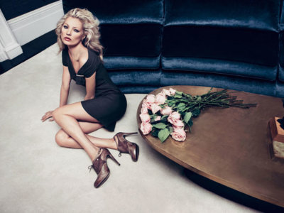 La cuadratura del círculo llega al fashion system: Kate Moss lanza agencia de modelos y cuenta de Instagram