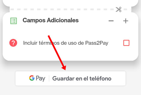 Certificado Covid Google Pay