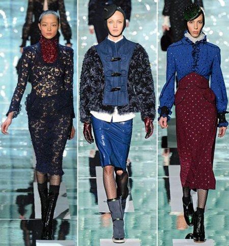 Marc Jacobs azul tendencia