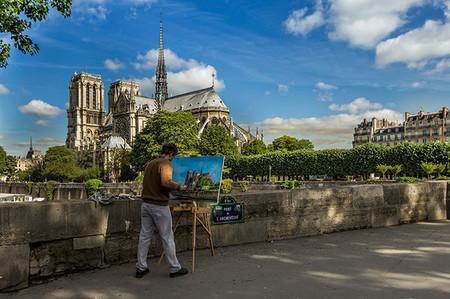 Catedral De Notre Dame Imagenes Antes Del Incendio 15 De Abril 6