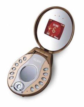 Xelibri XE6, el móvil en la polvera